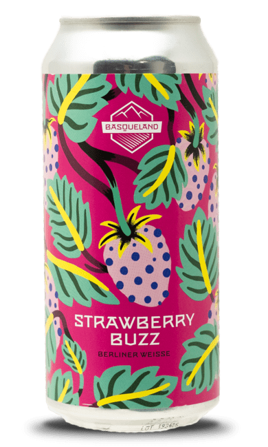 Strawberry Buzz