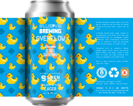 Elusive Brewing - Overflow