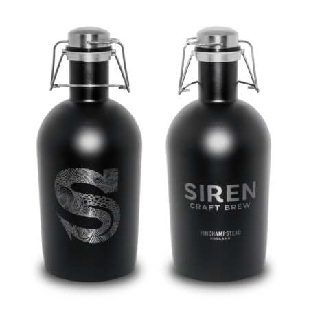 2 Litre Growler