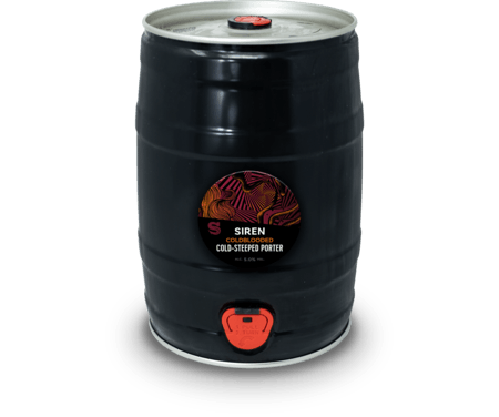 5L Mini Keg - Coldblooded