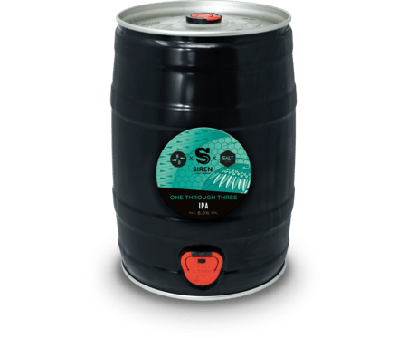 5L Mini Keg - One Through Three