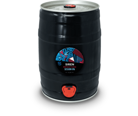 5L Mini Keg - Refractions
