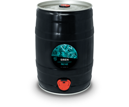 5L Mini Keg - Undercurrent