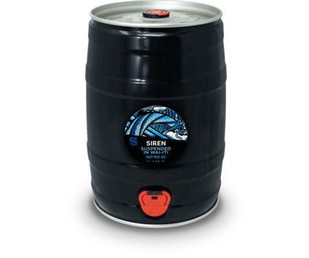 5L Mini Keg - Suspended in Wai-iti