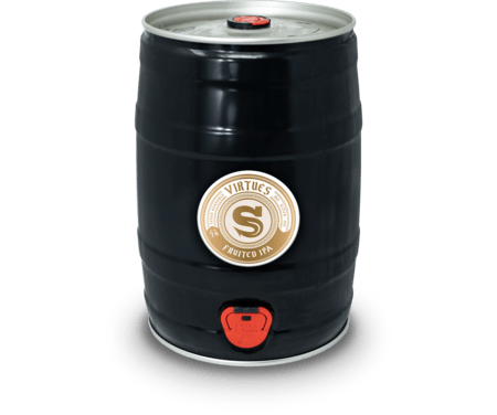 5L Mini Keg - Virtues