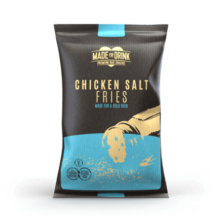 Chicken Salt Fries
