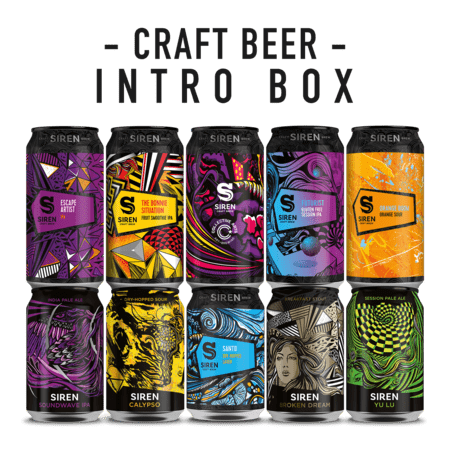 Craft Beer Intro Box