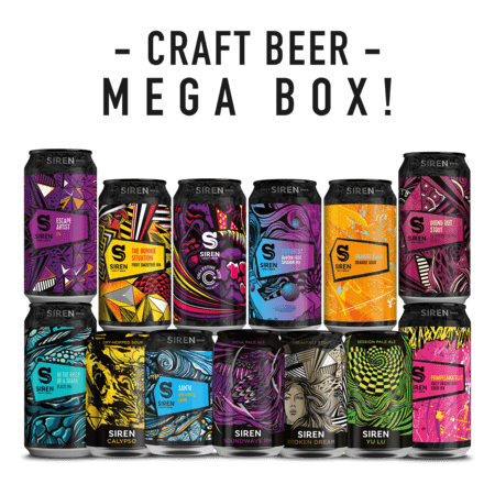 Craft Beer Mega Box!