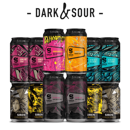 Dark & Sour Mixed Case
