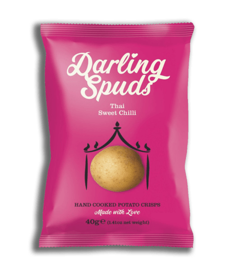 Darling Spuds Crisps - Thai Sweet Chili