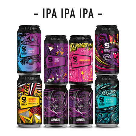 IPA IPA IPA Mixed Case