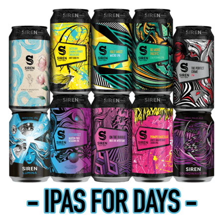 IPAS FOR DAYS