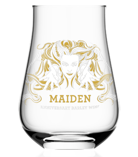 Maiden Tasting Glass