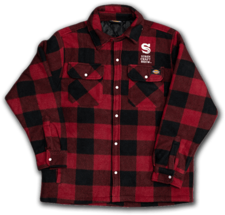 Siren Lumberjack Fleece Jacket