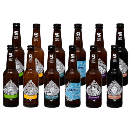 Siren Mixed Case (12 Bottles)