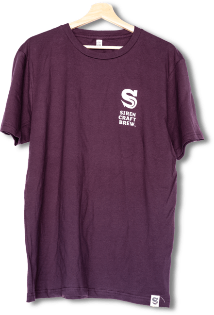 Siren T-shirt (Purple)