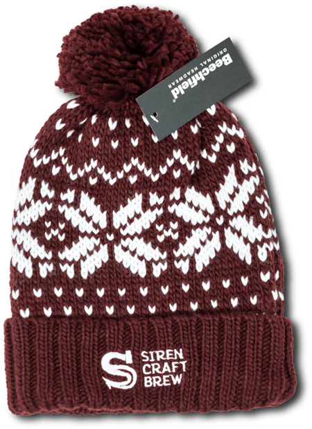 Siren Winter Bobble Hat