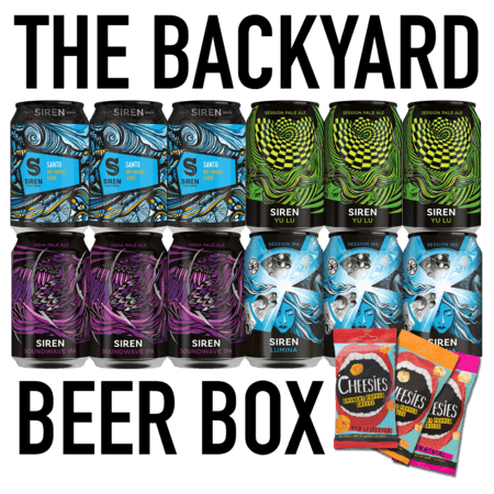 The Backyard Beer Box