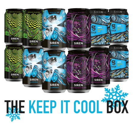 The Keep It Cool Box