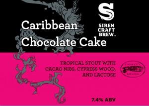 Carribean Chocolate Cake