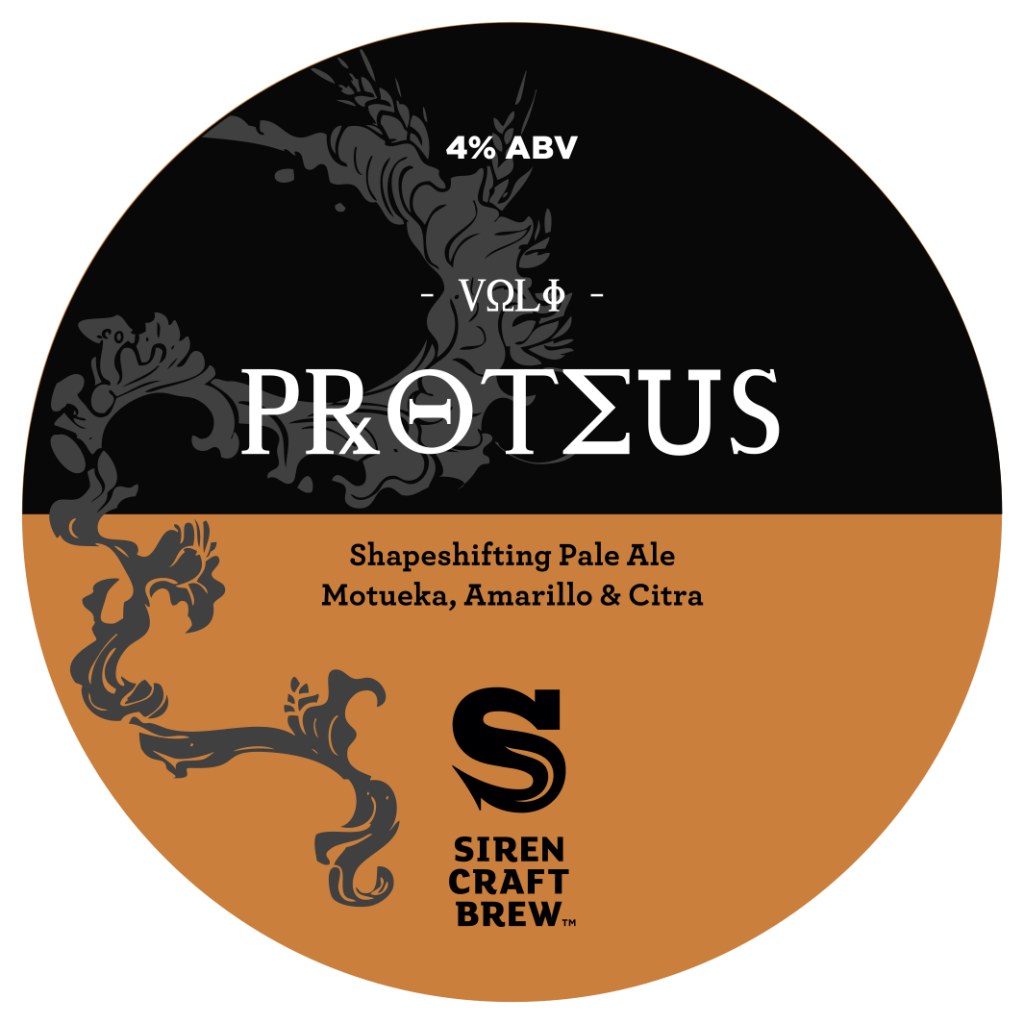 Proteus Keg Outlines Cutter