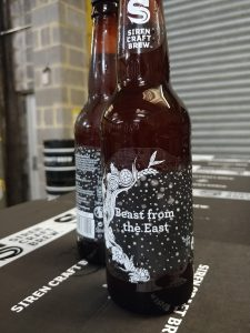 Beast from the East - Siren Craft Brew